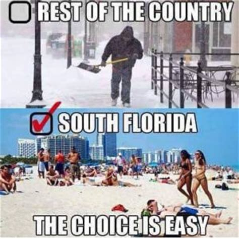 Florida Winter Meme - florida weather meme memes