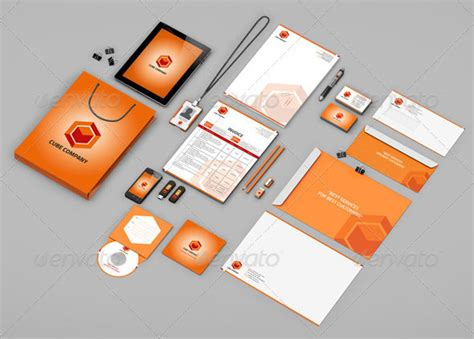 Branding Package Template 20 Remarkable Branding Identity Design Templates Web Graphic Design Bashooka