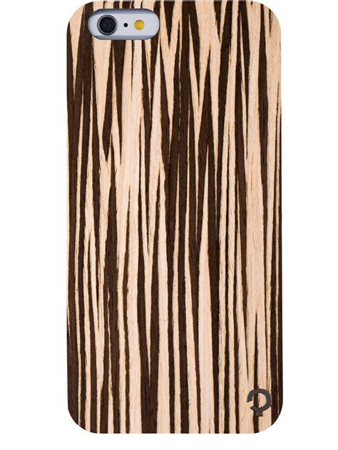 Premium Wooden For Iphone 6 wooden iphone 6 plus 6s plus premium zebrawood plantwear