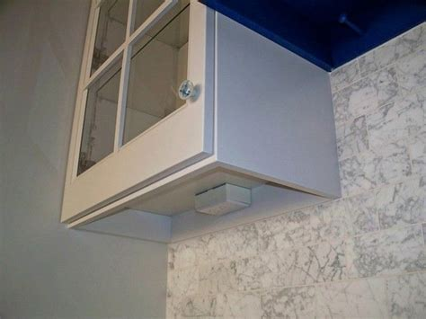outlet under cabinet for the home pinterest
