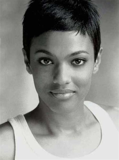 short cut in top and long back 20 pixie cut for black women short hairstyles 2017