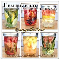 Different Ways To Make Detox Water by 1000 Images About Water Detox On Fruit
