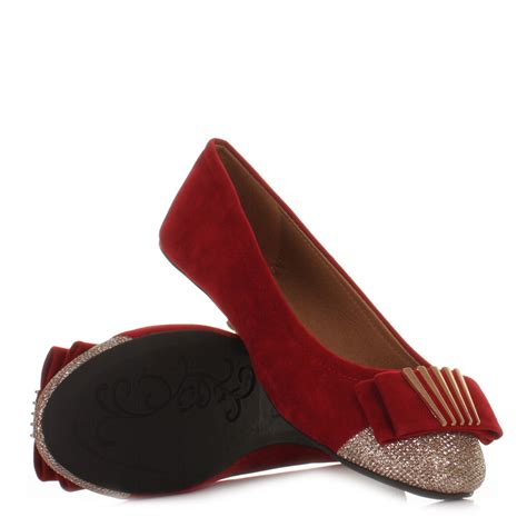 burgundy flat shoes womens pretty burgundy suede style ballerina smart