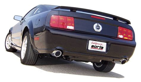 mustang gt borla exhaust how to install a borla atak catback exhaust on your 2005