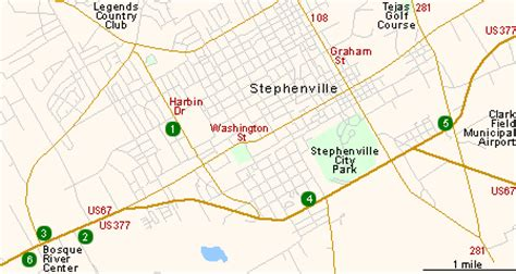 stephenville texas map hotels in stephenville tx central texas hotels