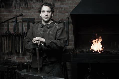 Dan Banister by The Blacksmiths