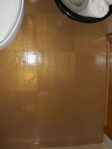 Vinyl Floor Primer by These Vinyl Floor Tiles Were And Dated But Still In