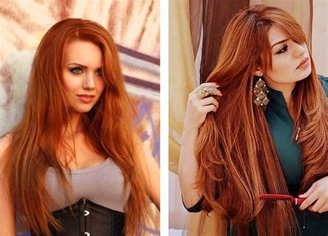 hairstyles for long hair red auburn layered hairstyles a true miracle in hairstyling