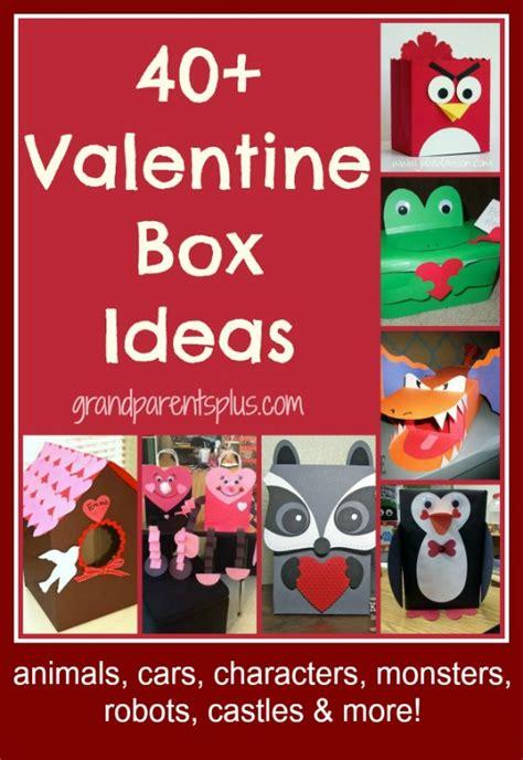valentines day boxes ideas box ideas grandparentsplus