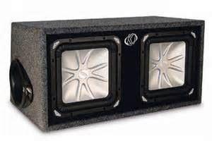 Cover Mobil Type Sedan Ukuran Besar 8 desain box subwoofer mobil pilihan untuk performa sistem