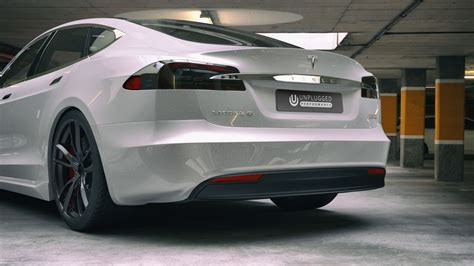 Tesla Rear Make Your Tesla Model S Brand New Again With Unplugged