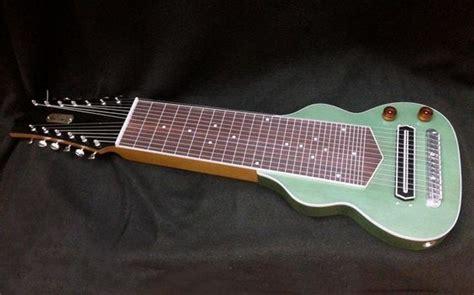 ram guitars ram guitars 13 string speakeasy lapsteel electric guitar