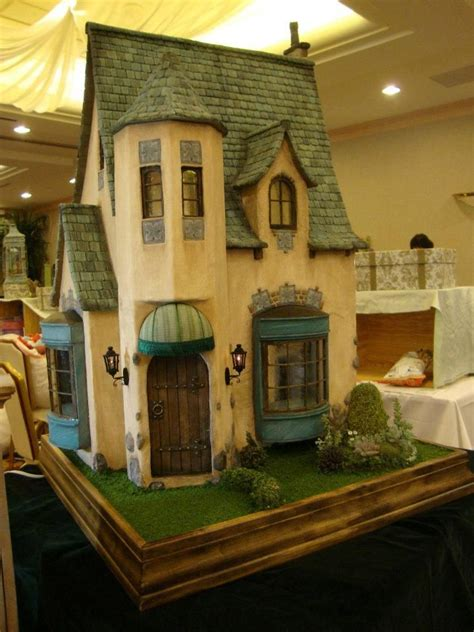 unique doll houses unique dollhouse story pinterest