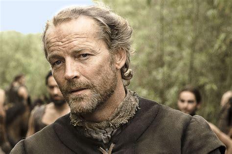 actor mormont game of thrones ser jorah mormont aka actor iain glen spotted boarding