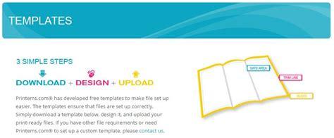 using our free print templates printems com