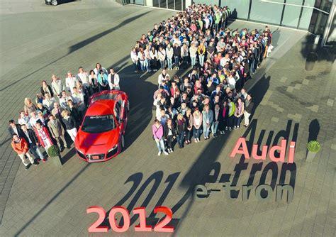 Audi Step Programm by 700 Auszubildende Beginnen Ihr Berufsleben Bei Audi