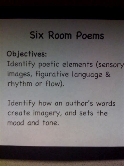 principals point  view picture   room poems