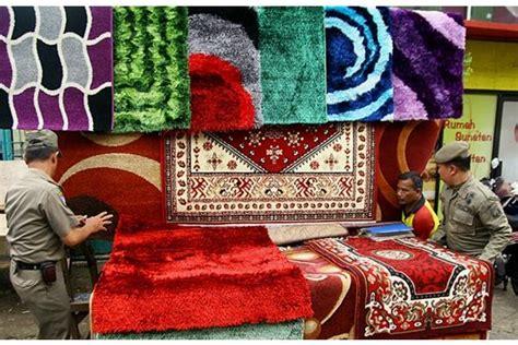 Karpet Bulu Pasar Gembrong satu harapan pasar gembrong bersih dari pkl