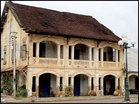 french colonial archetecture indochina colonial architecture google search