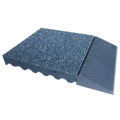 Rubber Mats For Playground by Eco Safety 3 Inch Rubber Playground Tiles