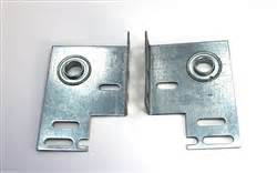 Mc Overhead Door Parts Commercial Garage Door End Bearing Plates 3 3 8 Quot Offset Replacement Garage Door Parts
