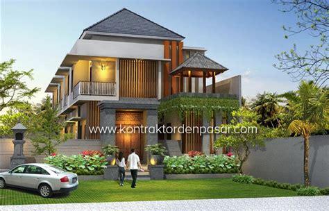 Rumah Bangunan Kos Kosan 10 Kamar desain kost 10 kamar bp sudarya denpasar artcon bali