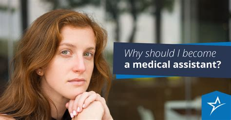 why medical assisting