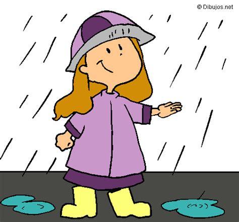 Imagenes De Otoño Y Lluvia | dibujo de lluvia pintado por lluvia en dibujos net el d 237 a