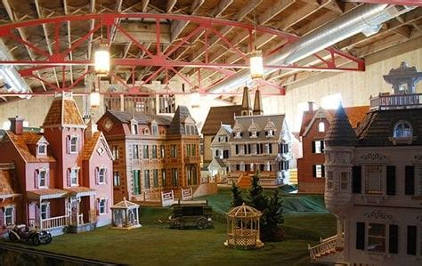 doll house museum this museum is housed in a 6000 square foot historical building in danville built in