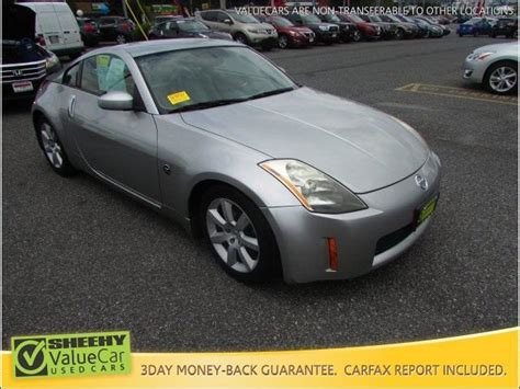nissan 350z for sale in md nissan 350z for sale in maryland for sale