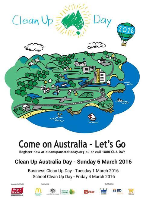 clean  australia day  mar  whats