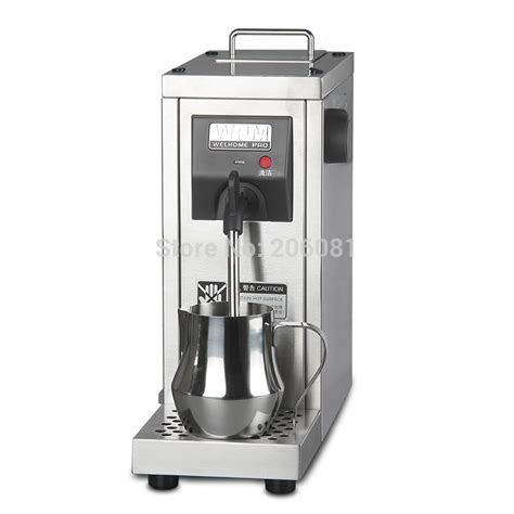 220v automatic wash stainless steel professional milk