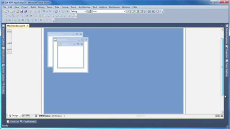 dock manager wpf layout control devexpress wpf docking control mdi using the wpf project wizard