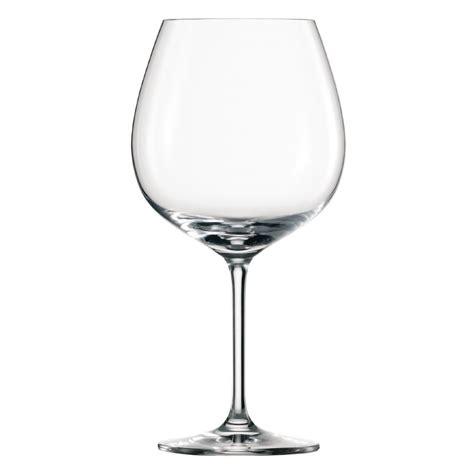 schott zwiesel barware schott zwiesel ivento burgundy glass set of 6 glassware uk glassware suppliers