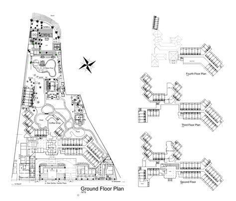 Floor Plan Of A Spa by Hotel Floor Plan Bali Garden Beach Resort A Hotel