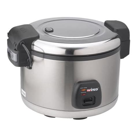 Rice Cooker Catering winco rc s300 60 cup electric rice cooker warmer