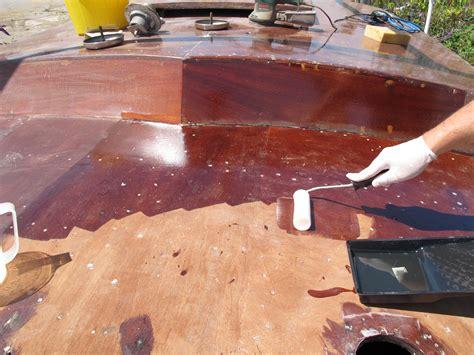 boat building epoxy plywood protecting bare plywood with epoxy epoxycraft