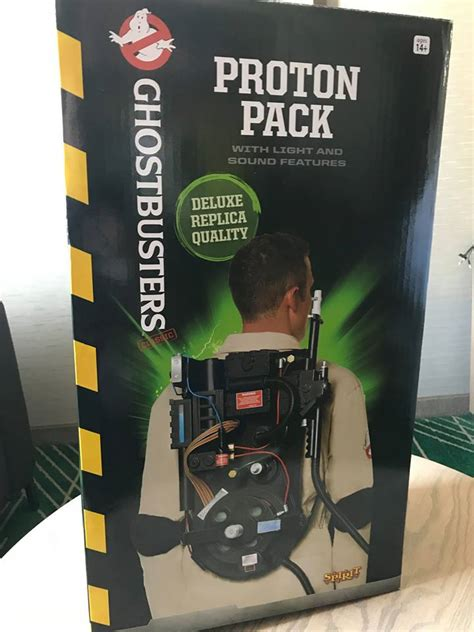 Ghostbusters Toys Proton Pack 69 99 Ghostbusters Proton Pack Announced More