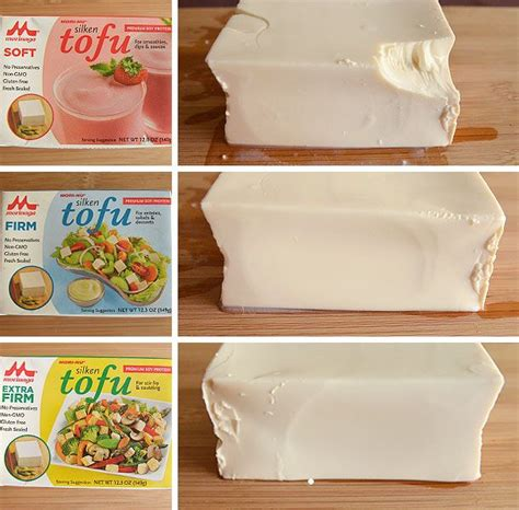 a guide to tofu types and what to do with them