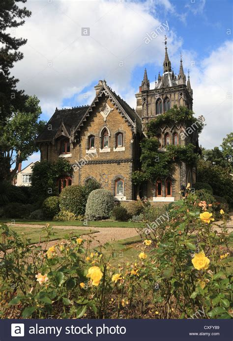 victorian gothic house holly village victorian gothic houses at highgate london england stock photo 50752473 alamy