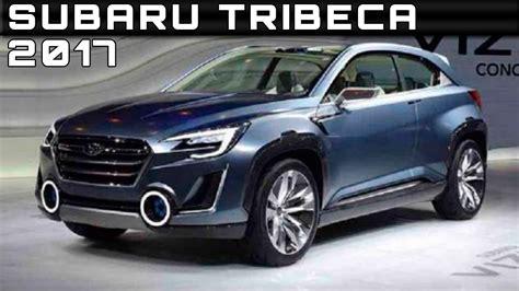 subaru tribeca review rendered price specs release