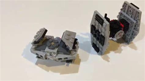 Lego 30275 Tie Advanced Prototype Wars wars lego 30275 lego speed build tie advanced