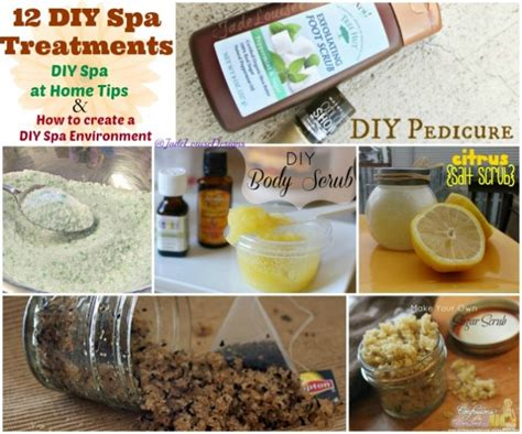 diy spa how to create a spa environment at home with