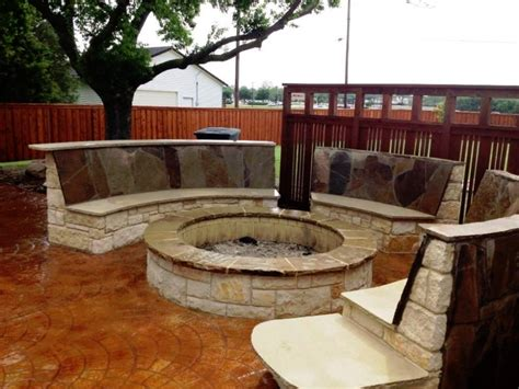 landscaping and outdoor projects classic rock yard