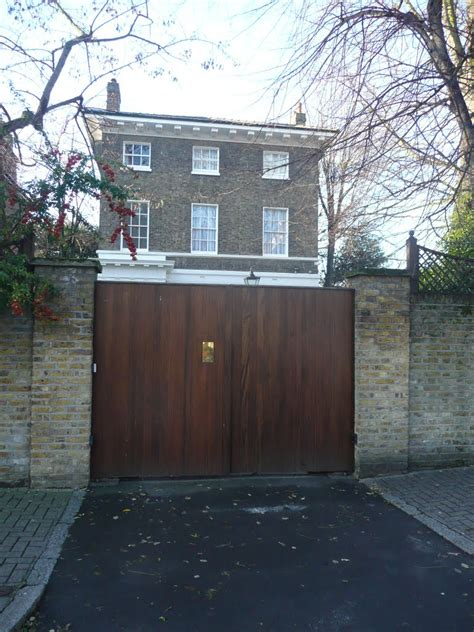 paul mccartney s house wellington hospital london mapio net