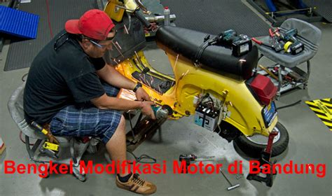 Bengkel Motor Bandung rekomendasi bengkel bmw di bandung