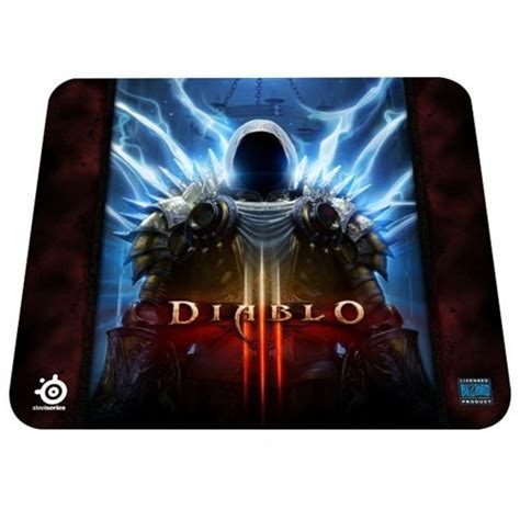 Steelseries Qck Tyloo Limited Edition Gaming Mousepad Large steelseries qck limited edition diablo iii gaming