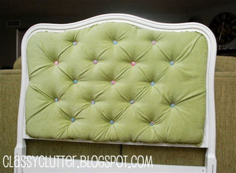 diy button tufted headboard 15 easy and stylish diy tufted headboards for any bedroom