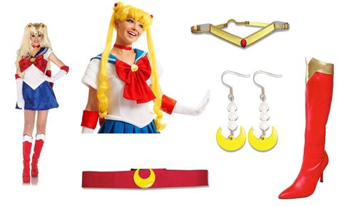 diy sailor moon costume sailor moon costume diy www pixshark images