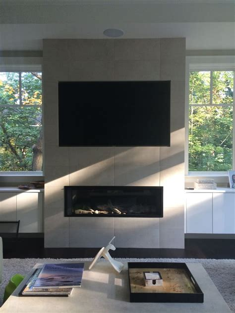 Direct Tv Fireplace 1000 ideas about direct vent fireplace on